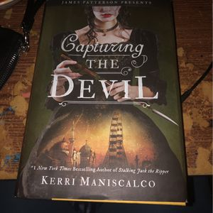 Kerri Maniscalco Capturing The Devil for Sale in Oklahoma City, OK