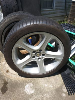 """20"""" original bmw factory rims for Sale in Concord, NC"""
