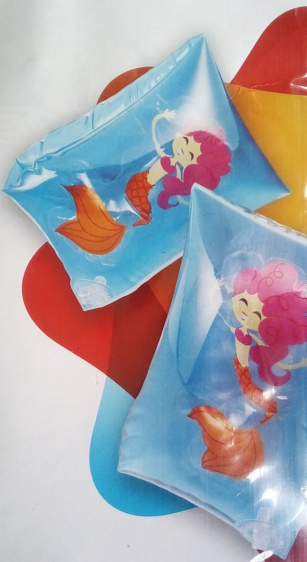 Play Day Swimming Armbands Floaties Bundle