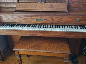 Upright Piano, 11 Photos for Sale in Long Beach,  CA