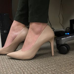 Nude heels for Sale in Potomac, MD