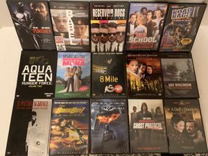 DVD movies for Sale in Clayton, NC