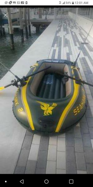 Brand new inflatable fishing boat for Sale in Miami, FL