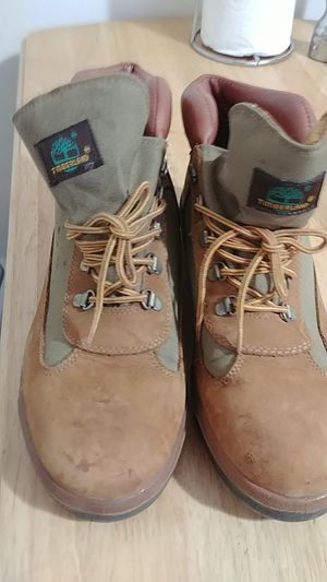 Boots timberland size 10 for Sale in Kensington, MD