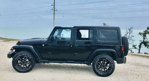 Jeep Wrangler unlimited for Sale in South Miami, FL