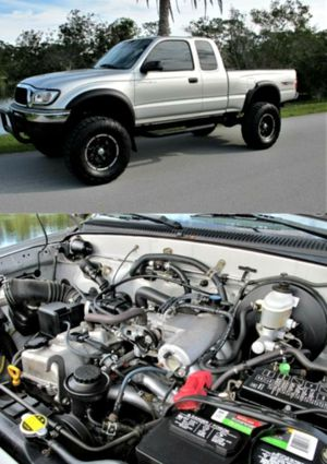 Clean Toyota Tacoma 2OO2 ask$1OOO for Sale in Oro Valley, AZ