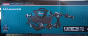 Makita LXT BRUSHLESS SET for Sale in Billings, MT
