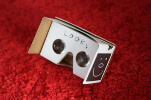 VR Google Cardboard- Sundance 2016 Yung Jake Collaboration for Sale in New York, NY