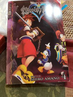 Kingdom Hearts Book for Sale in Miami,  FL