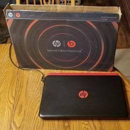 HP touchscren beats audio limited edition 16gb ram truely fast, 1 TB harddrive light up keyboard windows 10 &office dvd burner & premium beats sound for Sale in Orlando, FL