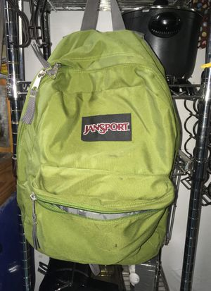JanSport Lime Green Backpack for Sale in La Puente, CA