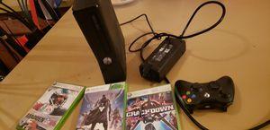 Xbox 360 slim for Sale in Orange, CA