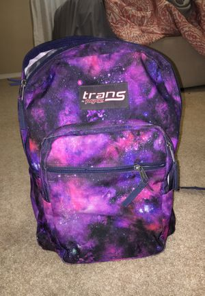 jansport galaxy backpack for Sale in Vancouver, WA