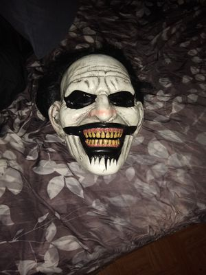 Halloween mask(moving mouth) for Sale in Abilene, TX