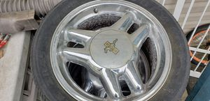 Mustang Chrome Tri-Bar Rims for Sale in The Bronx, NY