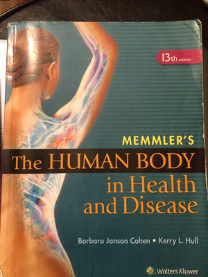 The human body in health and disease for Sale in Wenatchee, WA