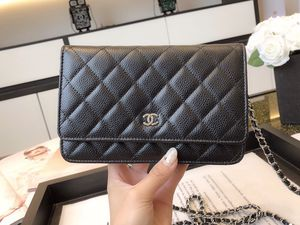 Chanel bag woc leather (actual pics) for Sale in Seattle, WA