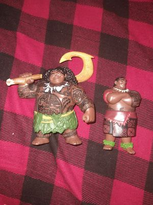Moana toys for Sale in Federal Way, WA