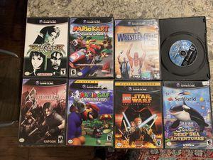 GameCube Bundle-MarioKart for Sale in San Antonio, TX