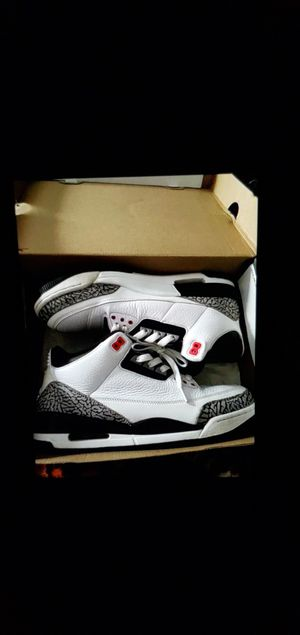 Jordan retro 3 infrared for Sale in Los Angeles, CA