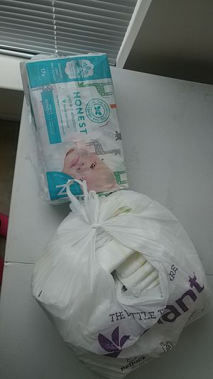 Newborn diapers for Sale in Centreville, VA