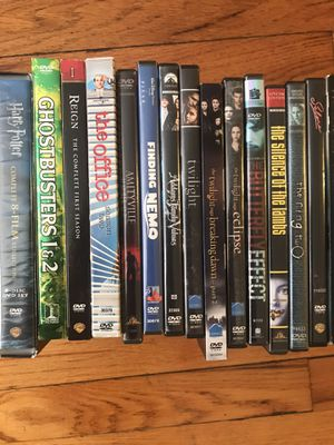 DVDs and Blu Ray movies for Sale in Chicago, IL