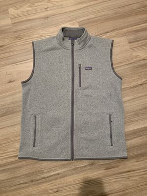 Patagonia fleece sweater vest. for Sale in Coral Gables, FL