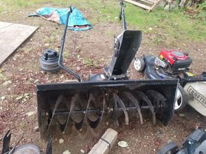 Craftsman snow blower for Sale in Port Orchard, WA