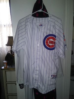 Chicago Cubs jersey. Mint condition for Sale in Nashville, TN