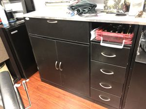 Barber or Beauty cabinets for Sale in West Los Angeles, CA