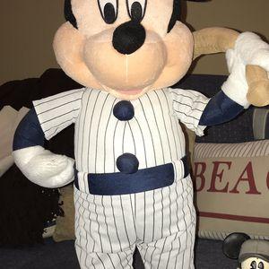 Mickey Baseball Player for Sale in Lake Butler, FL