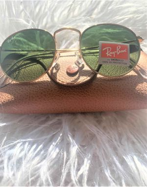 Brand New Authentic RayBan Round Sunglasses for Sale in Fort Worth, TX