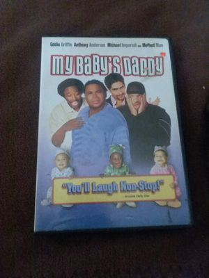 My baby's daddy dvd for Sale in Oshkosh, WI