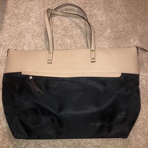 Large Tan And Black Tote Bag for Sale in Riverside, CA