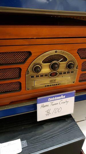 Crosley Home Tuner for Sale in Chicago, IL