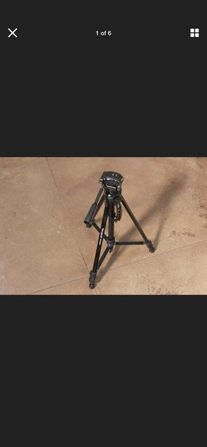 Targus TGT-BK58T Tripod for Sale in Ontario, CA