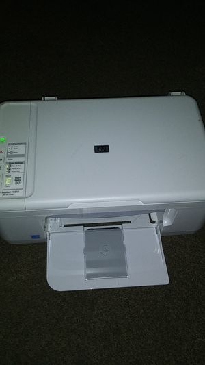 HP Deskjet f2210 all-in-one for Sale in Bristol, VA