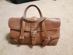 Auth. Coach purse vintage for Sale in Tacoma, WA