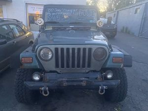 2000 Jeep Wrangler for Sale in Abington, PA
