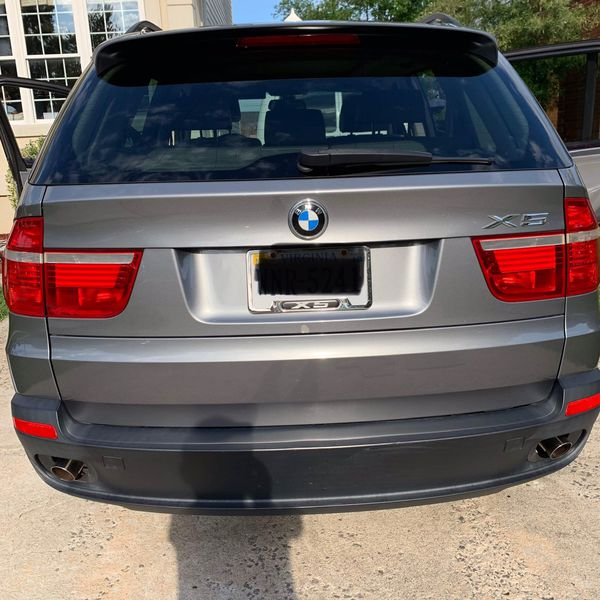 Luxury BMW X5 2007