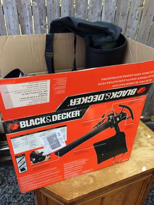 Leaf blower accessories for Sale in Weyers Cave, VA