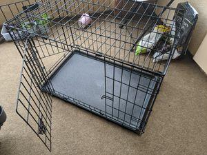Folding, case 2- door pet (dog, cat) 30/19/21 for Sale in Huntington Beach, CA