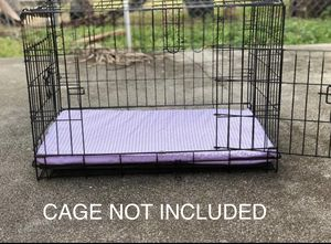 Dog crate mat- Cama para perro-dog cage pad for Sale in Miami, FL