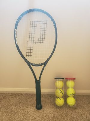 Price Tennis Racket and Portable Bag for Sale in Carmel, IN