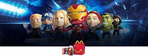 McDonalds Avengers Toys for Sale in San Diego, CA