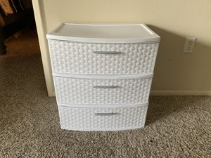White storage container for Sale in Rancho Cucamonga, CA