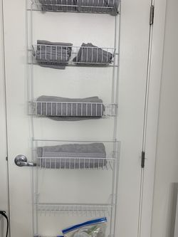 Pantry Door Organizer / Rack for Sale in Worcester,  MA
