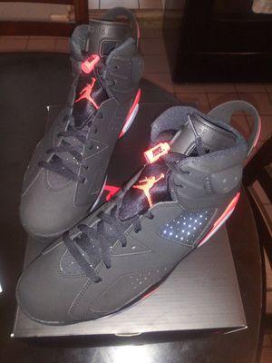 Brand new Jordan 6s infrared for Sale in Tampa, FL
