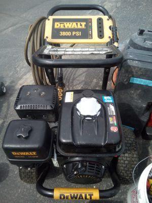Dewalt Pressure Washer 3800 psi for Sale in Murray, UT