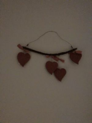 Hearts Wall Deco for Sale in Laurel, MD